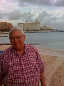 Grant Goodman at Dreams Hotel in Cancun, June 2008