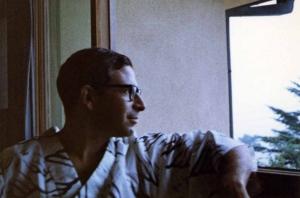 Grant in Tokyo, mid-1960s.