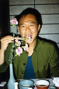 Paul in Tokyo, 1970.