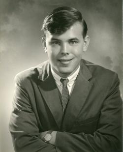 Tony Cius, early 1960s.