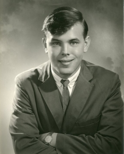 Tony Cius, early 1960s.
