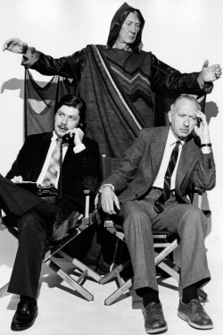Publicity photo for Lawrence production, 1985.
