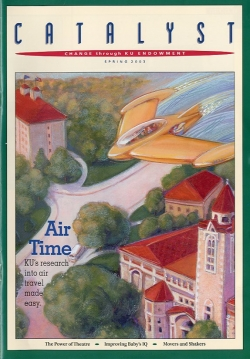 Catalyst Magazine, Spring 2003.