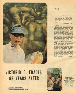 Inside Story on Edades, Page 16.