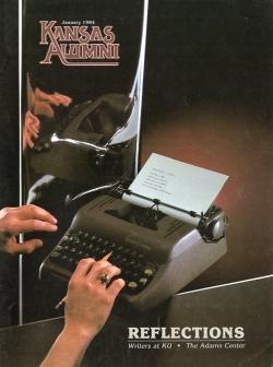 Kansas Alumni Magazine, 1984.
