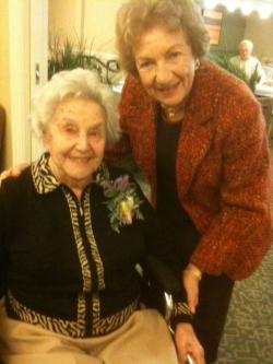 Ilse Steinhardt and Anita Herzfeld