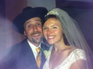 Nick Mosher and Emily Laut wedding.