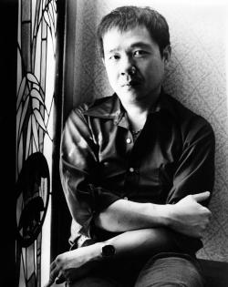 Paul by front door at 934 Pamela Lane, 1978.