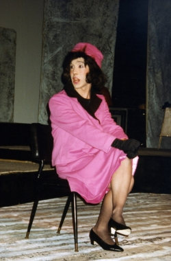 John Garretson as Jackie Kennedy in