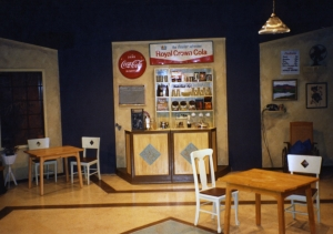 Jim Erdahl's set design for