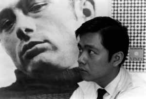 Another view of Paul at his PAC office in Makati, 1967.