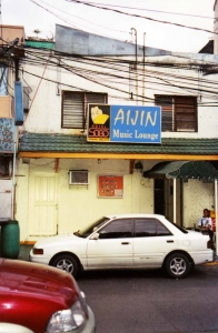 The house on Tennessee St. in Malate turned into a brothel, 2005.