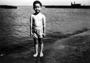 Another one at Paranaque beach resort, 1948.