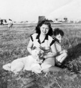 Luneta Rizal Park, 1948.