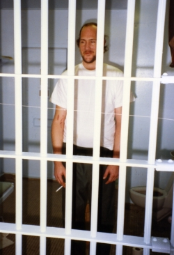 John William at Douglas County Jail, 1989.