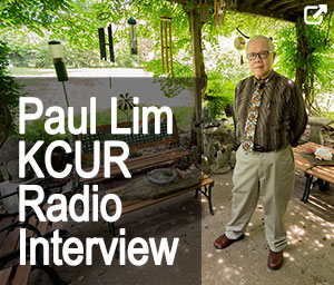 Paul Lim KCUR Radio Interview